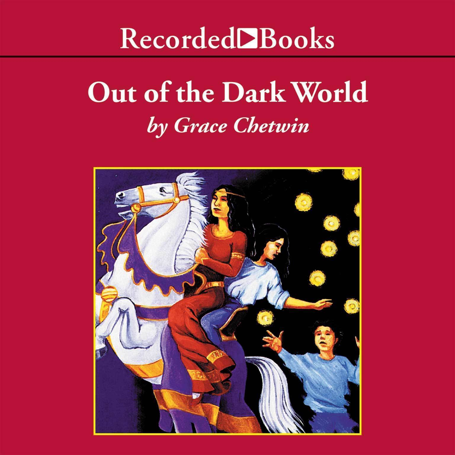 Printable Out of the Dark World Audiobook Cover Art