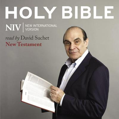 David Suchet Audio Bible - New International Version, NIV: New Testament Audiobook, by Zondervan