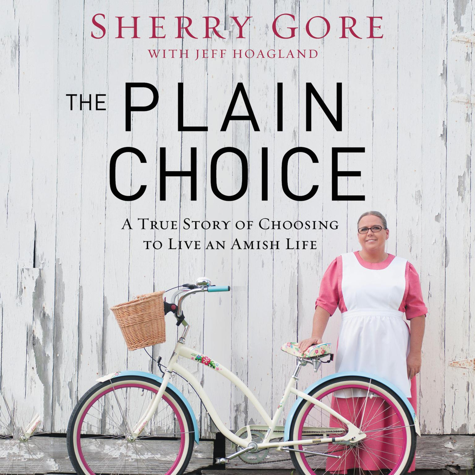 Printable The Plain Choice: A True Story of Choosing to Live an Amish Life Audiobook Cover Art