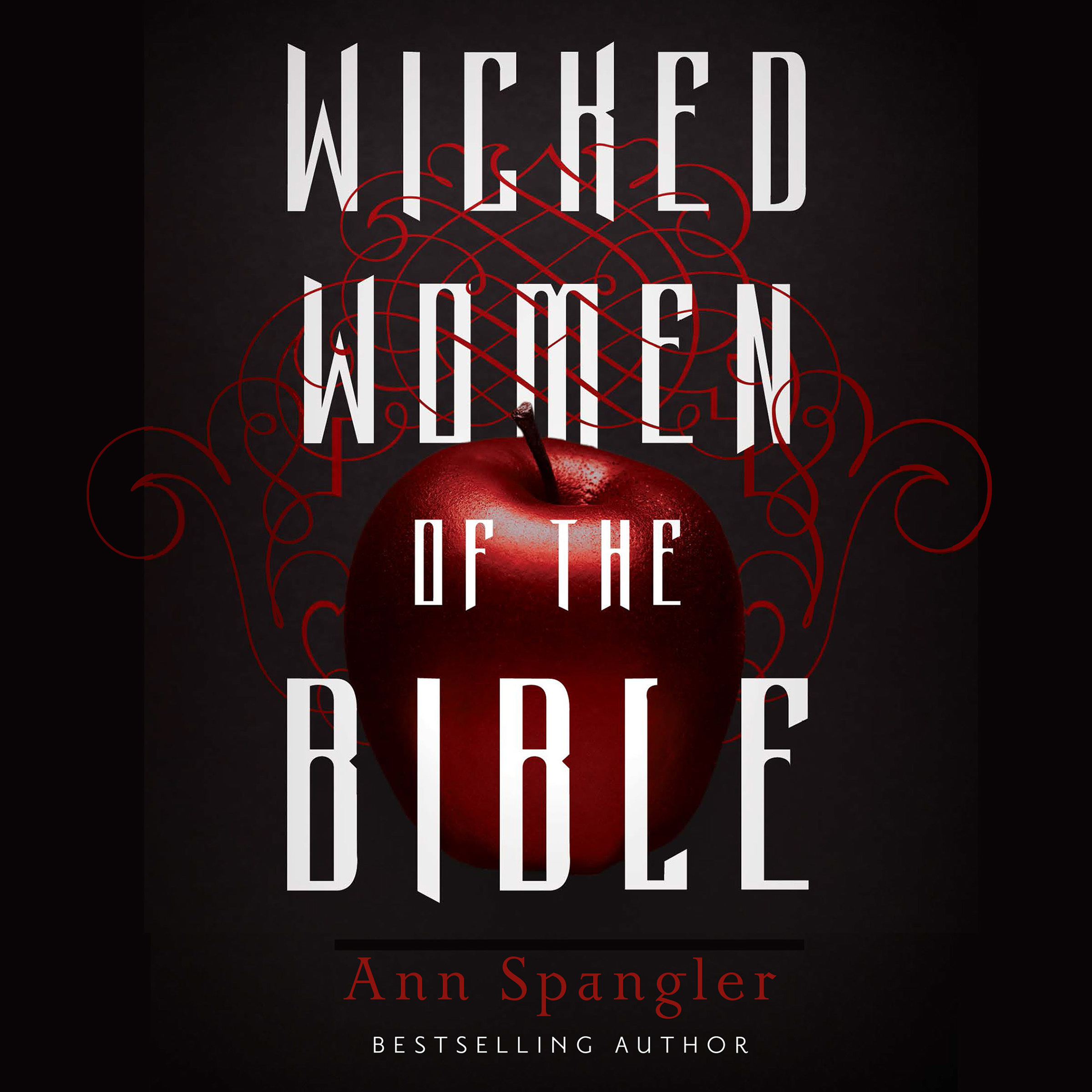 Printable Wicked Women of the Bible Audiobook Cover Art