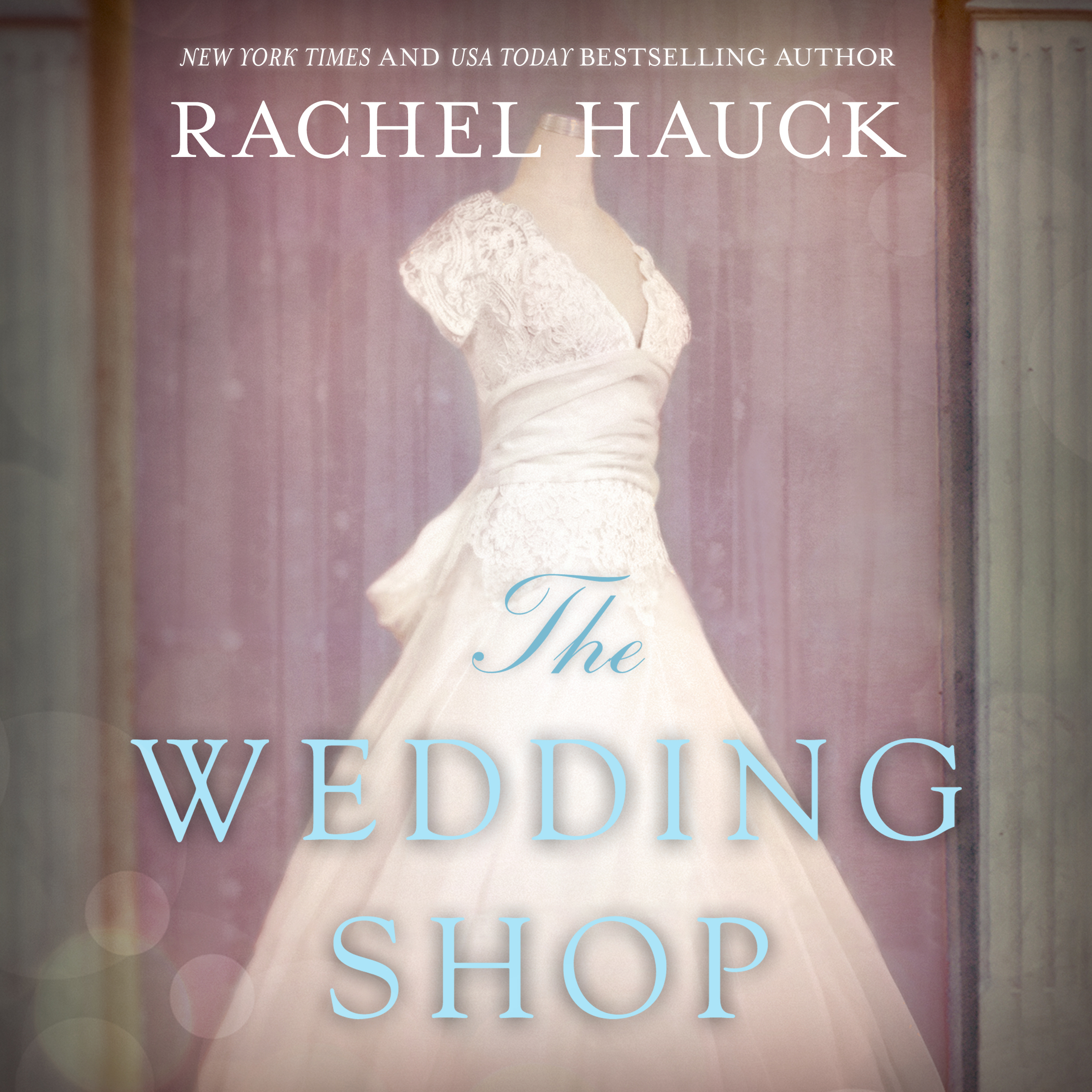 Printable The Wedding Shop Audiobook Cover Art