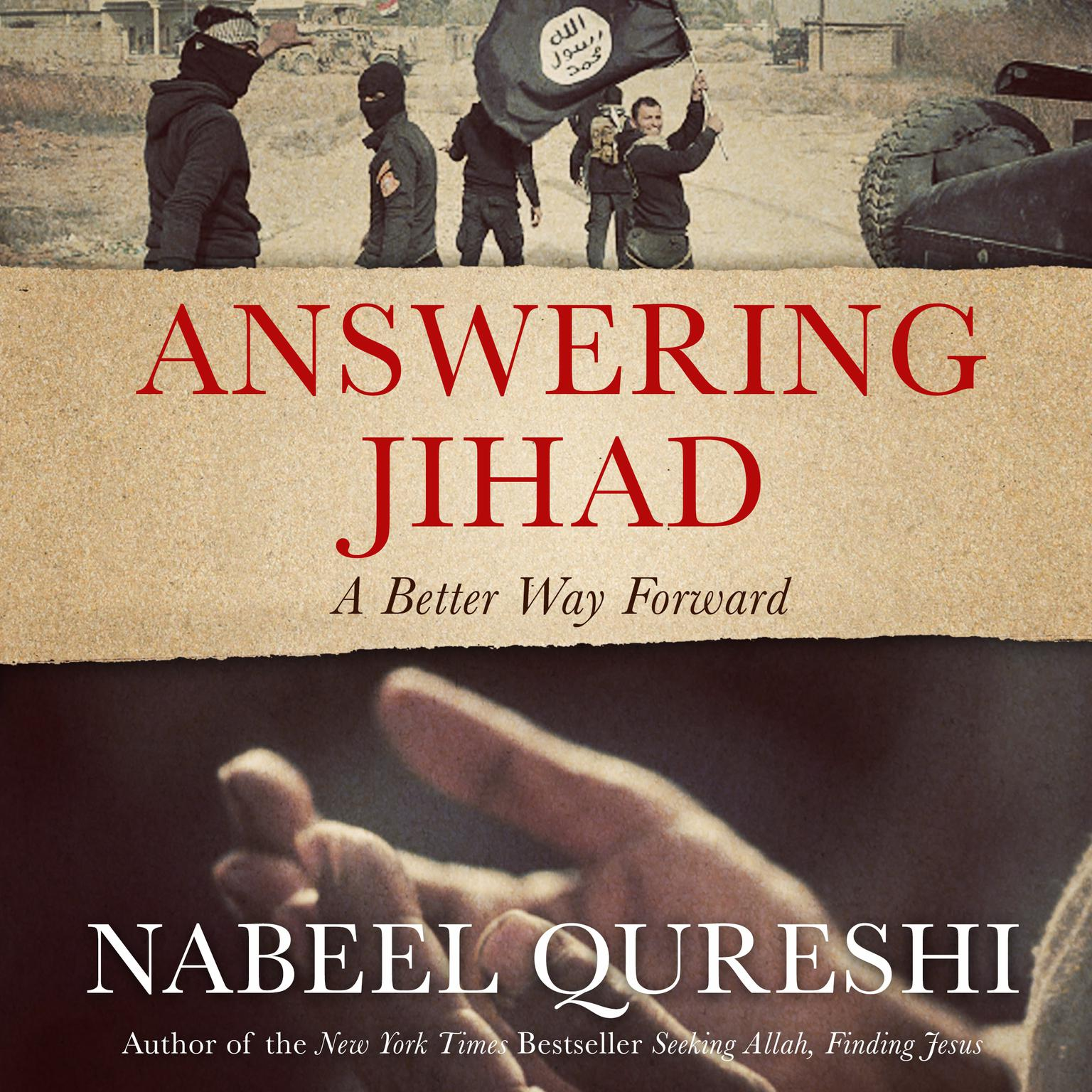 Printable Answering Jihad: A Better Way Forward Audiobook Cover Art