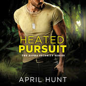 Heated Pursuit, by April Hunt