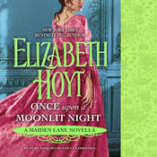 Once upon a Moonlit Night: A Maiden Lane Novella, by Elizabeth Hoyt