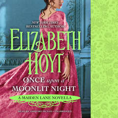 Once Upon a Moonlit Night: A Maiden Lane Novella Audiobook, by Elizabeth Hoyt