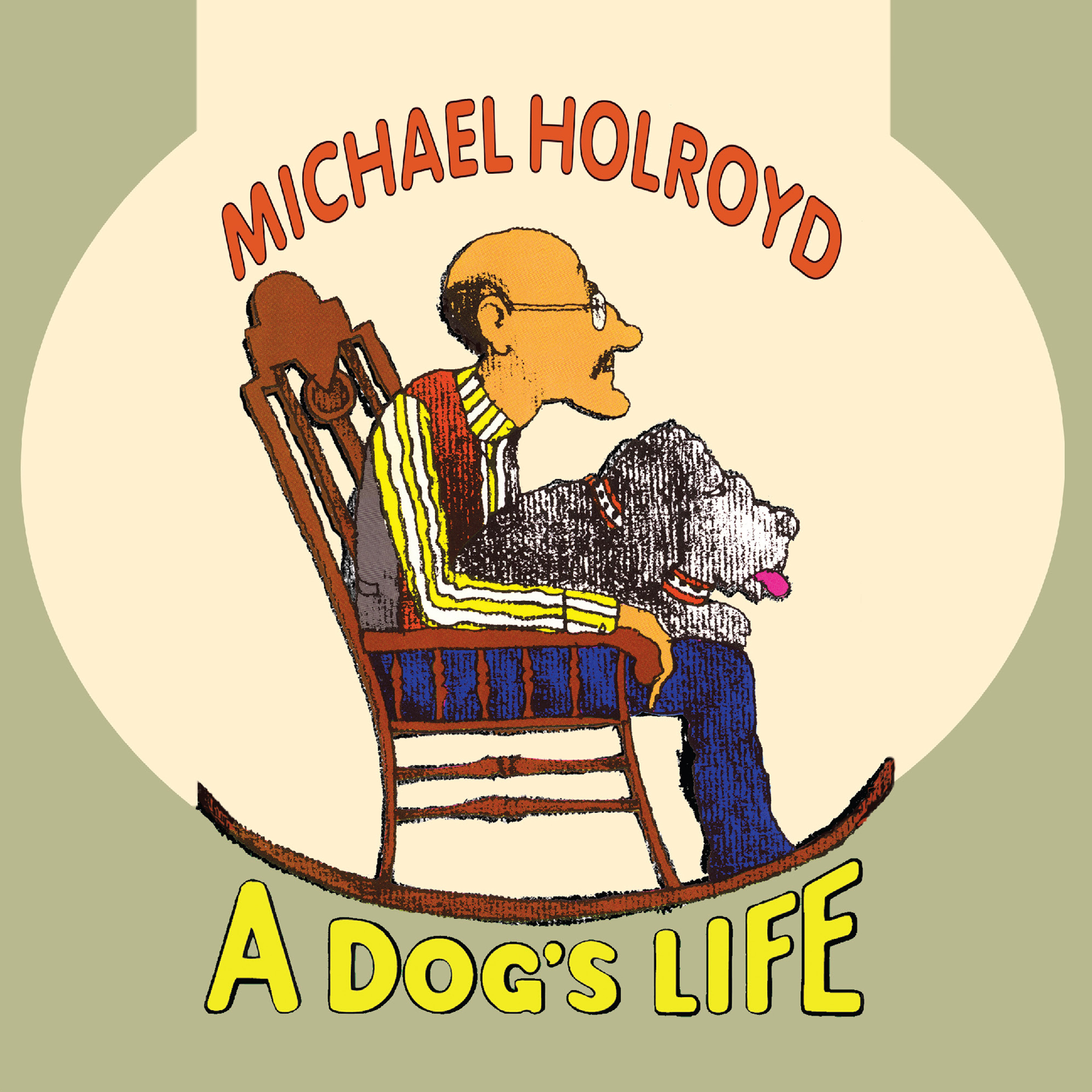 Printable A Dog's Life Audiobook Cover Art