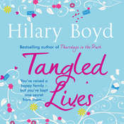 Tangled Lives Audiobook, by Hilary Boyd