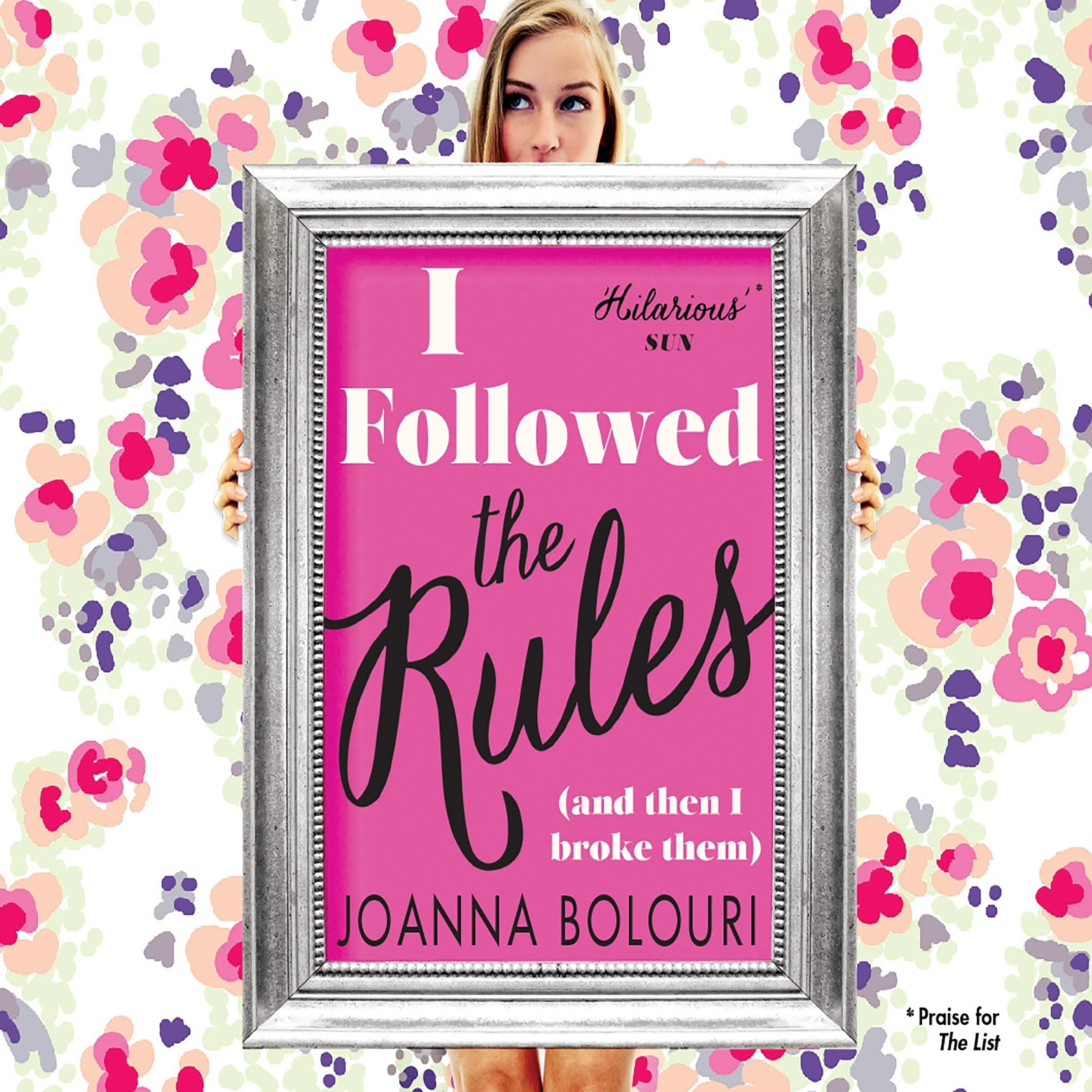 Printable I Followed the Rules Audiobook Cover Art