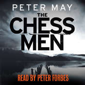The Chessmen: The Lewis Trilogy Audiobook, by Peter May