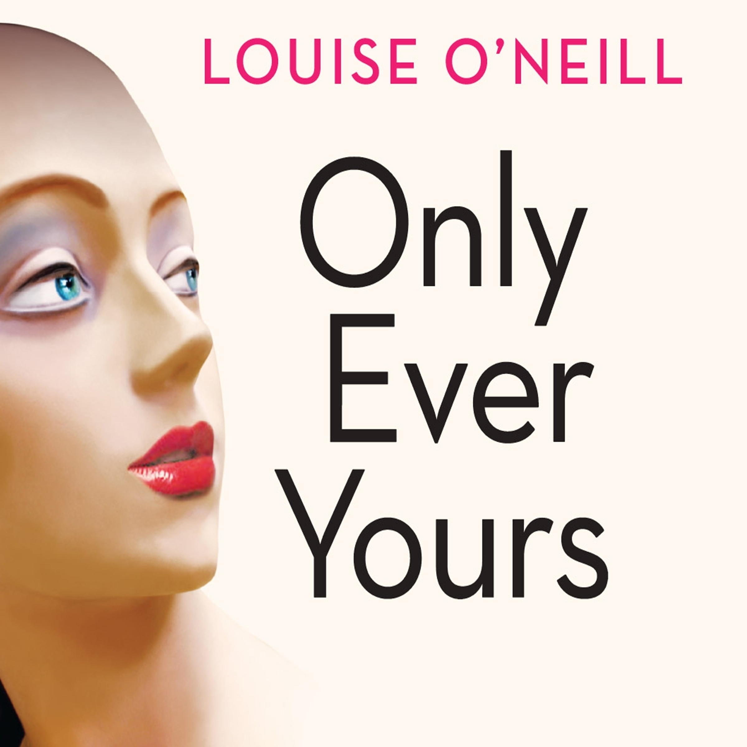 Printable Only Ever Yours Audiobook Cover Art