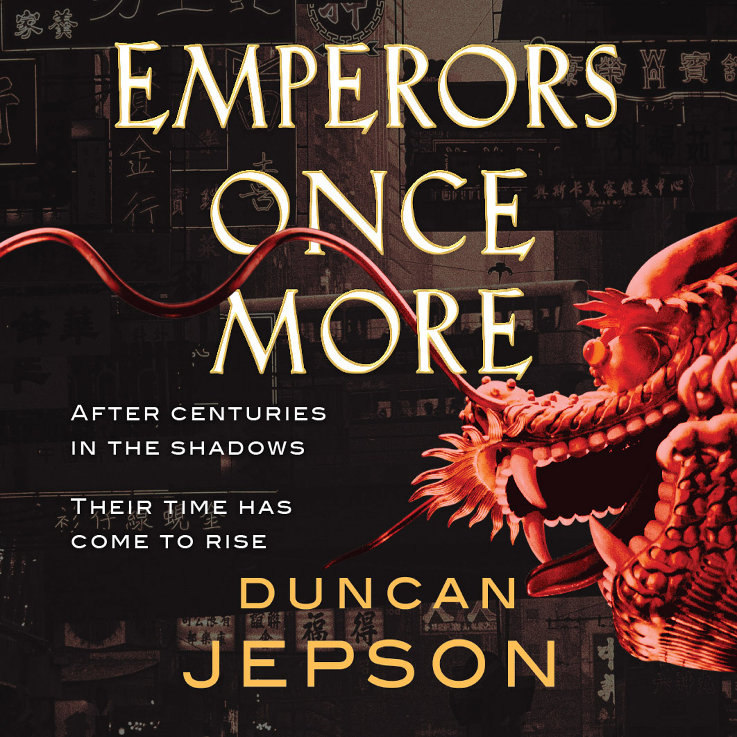 Printable Emperors Once More Audiobook Cover Art