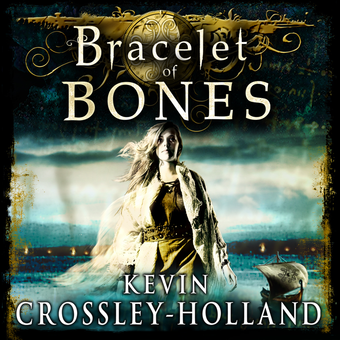 Printable Bracelet of Bones Audiobook Cover Art