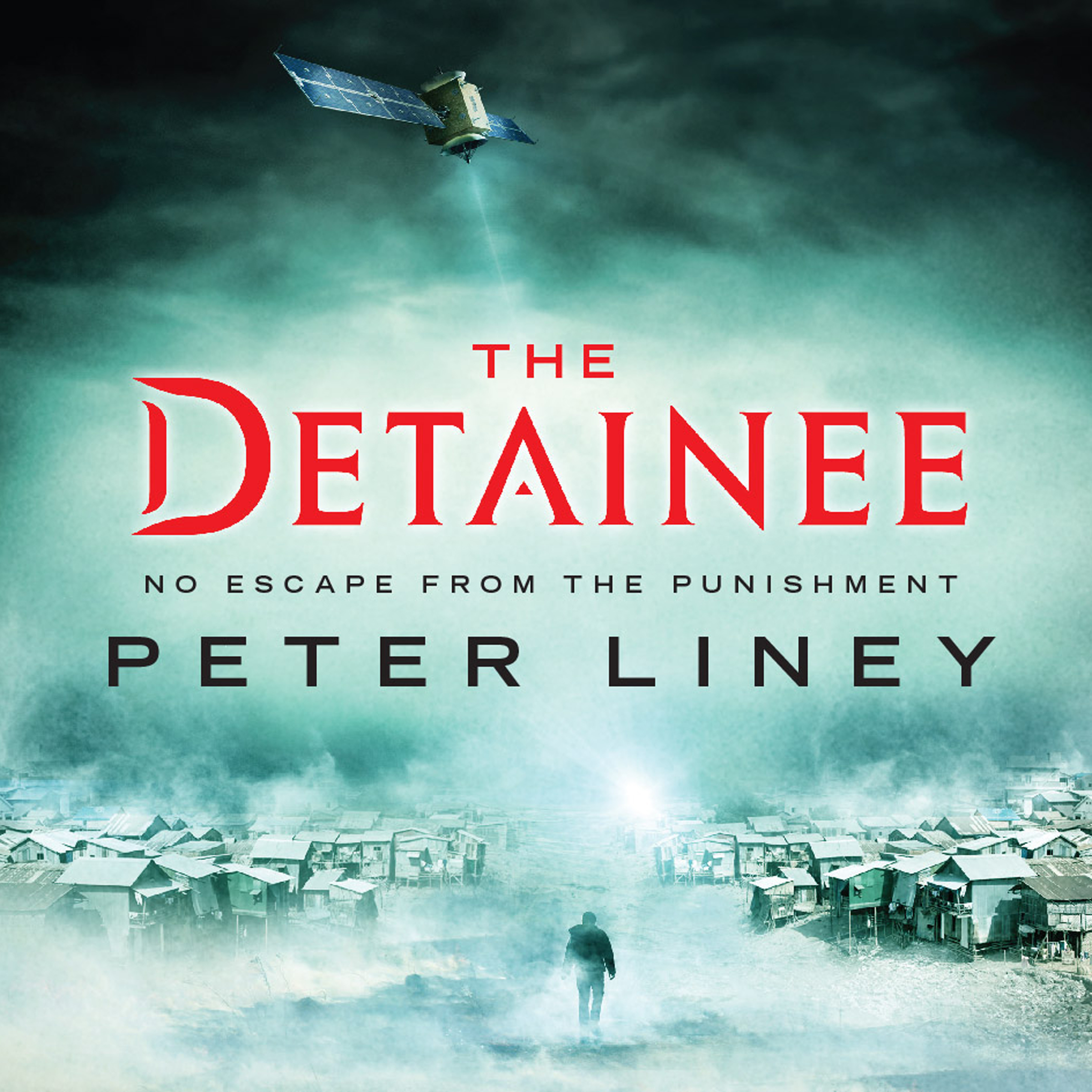 Printable The Detainee Audiobook Cover Art