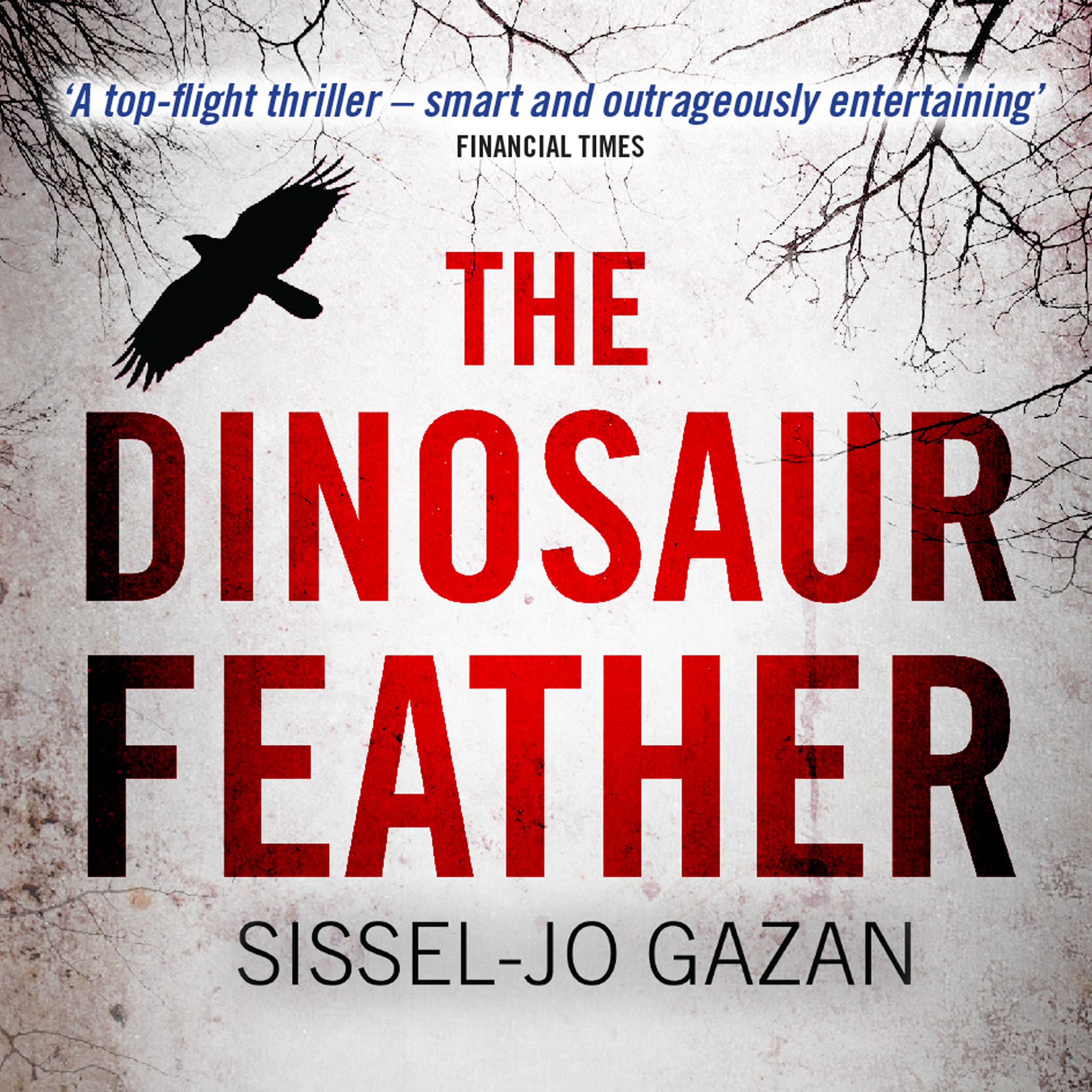 Printable The Dinosaur Feather Audiobook Cover Art
