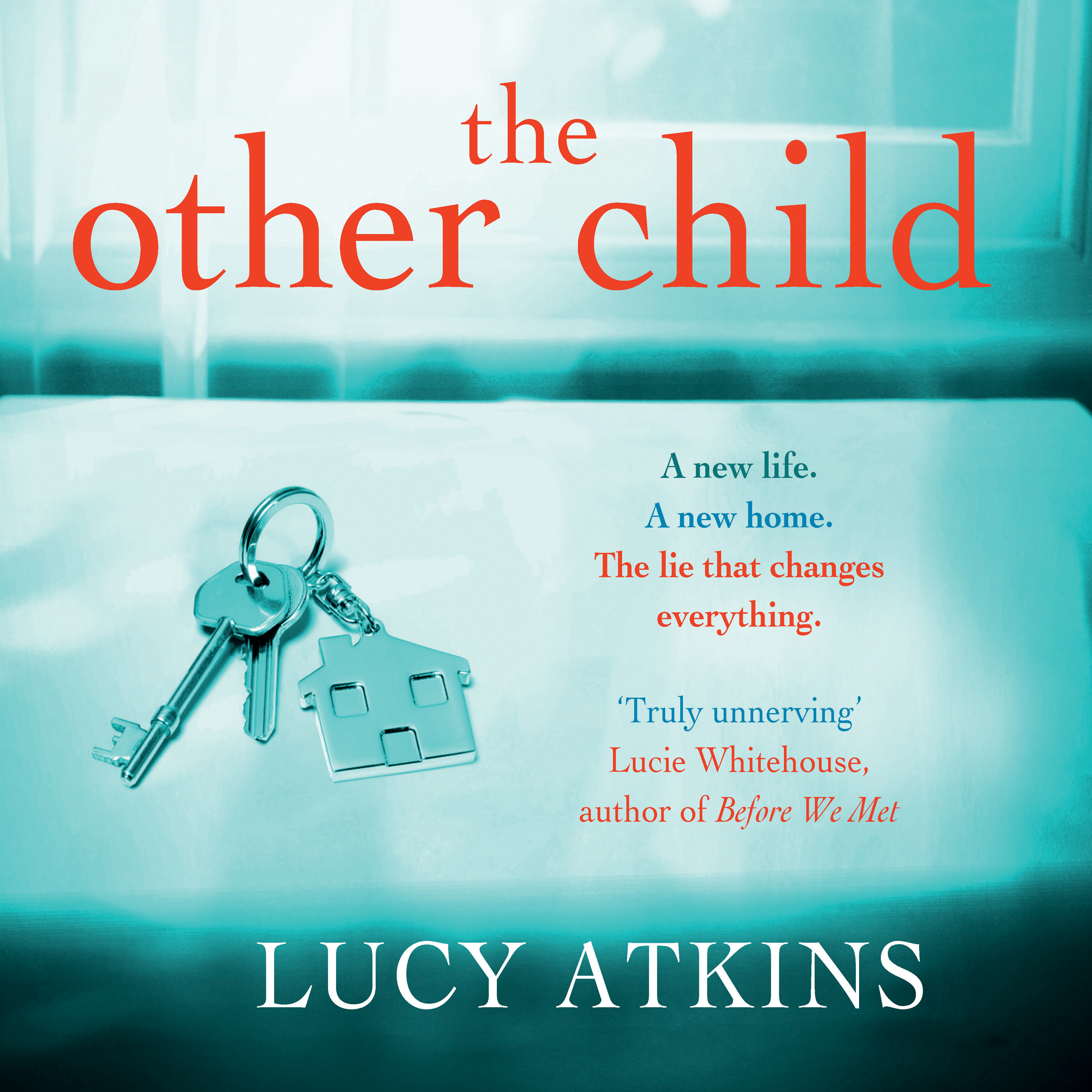 Printable The Other Child Audiobook Cover Art