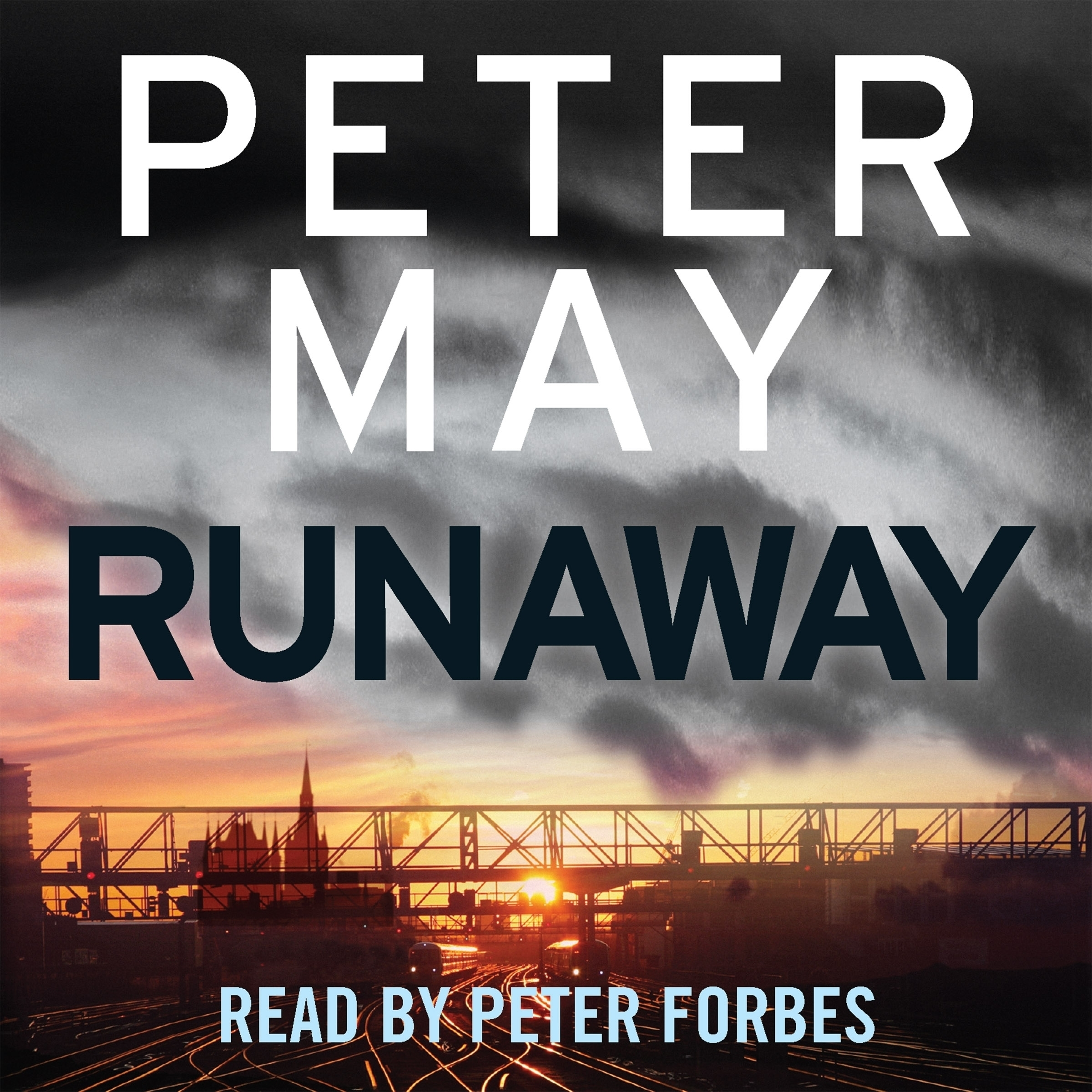 Printable Runaway Audiobook Cover Art