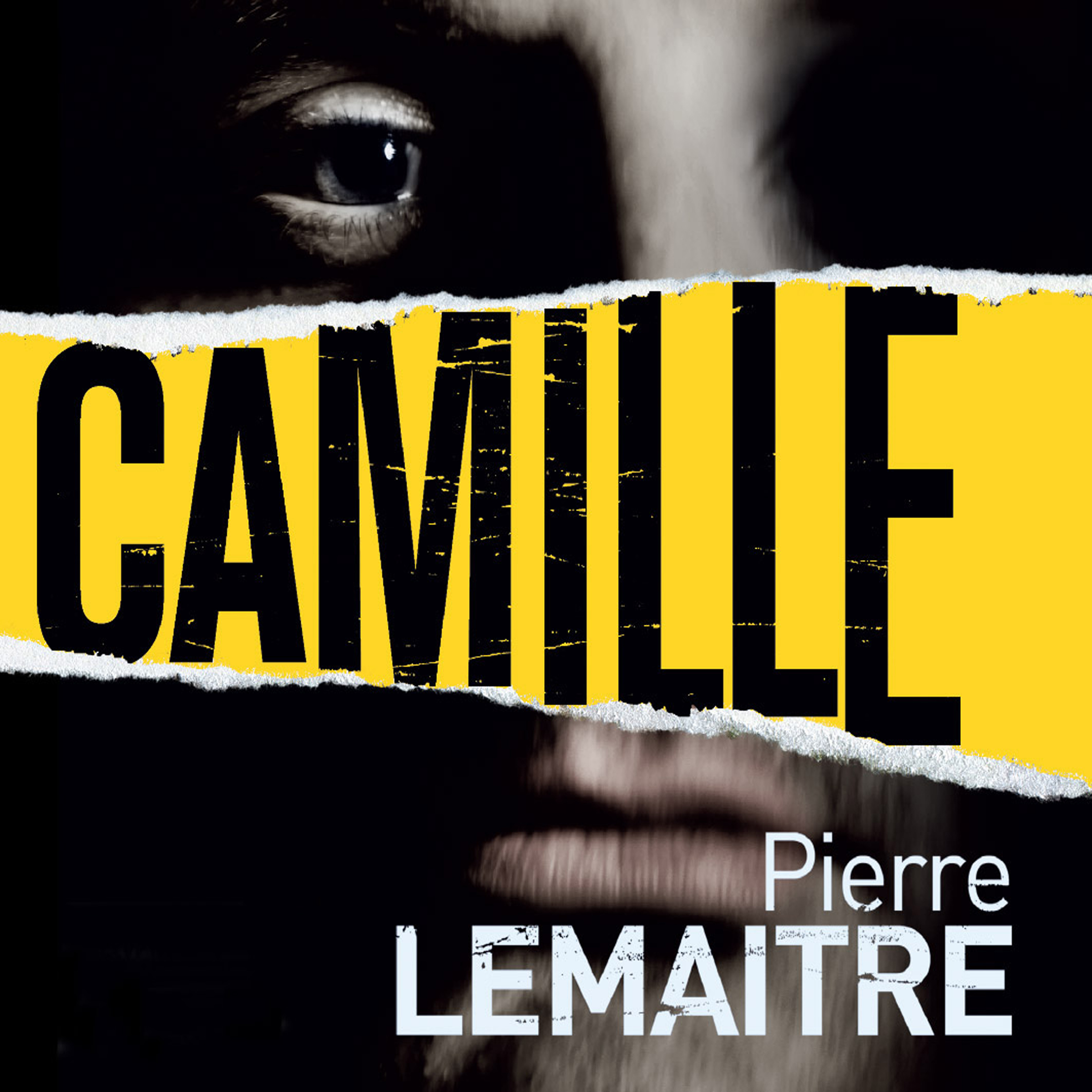 Printable Camille: The Commandant Camille Verhoeven Trilogy Audiobook Cover Art