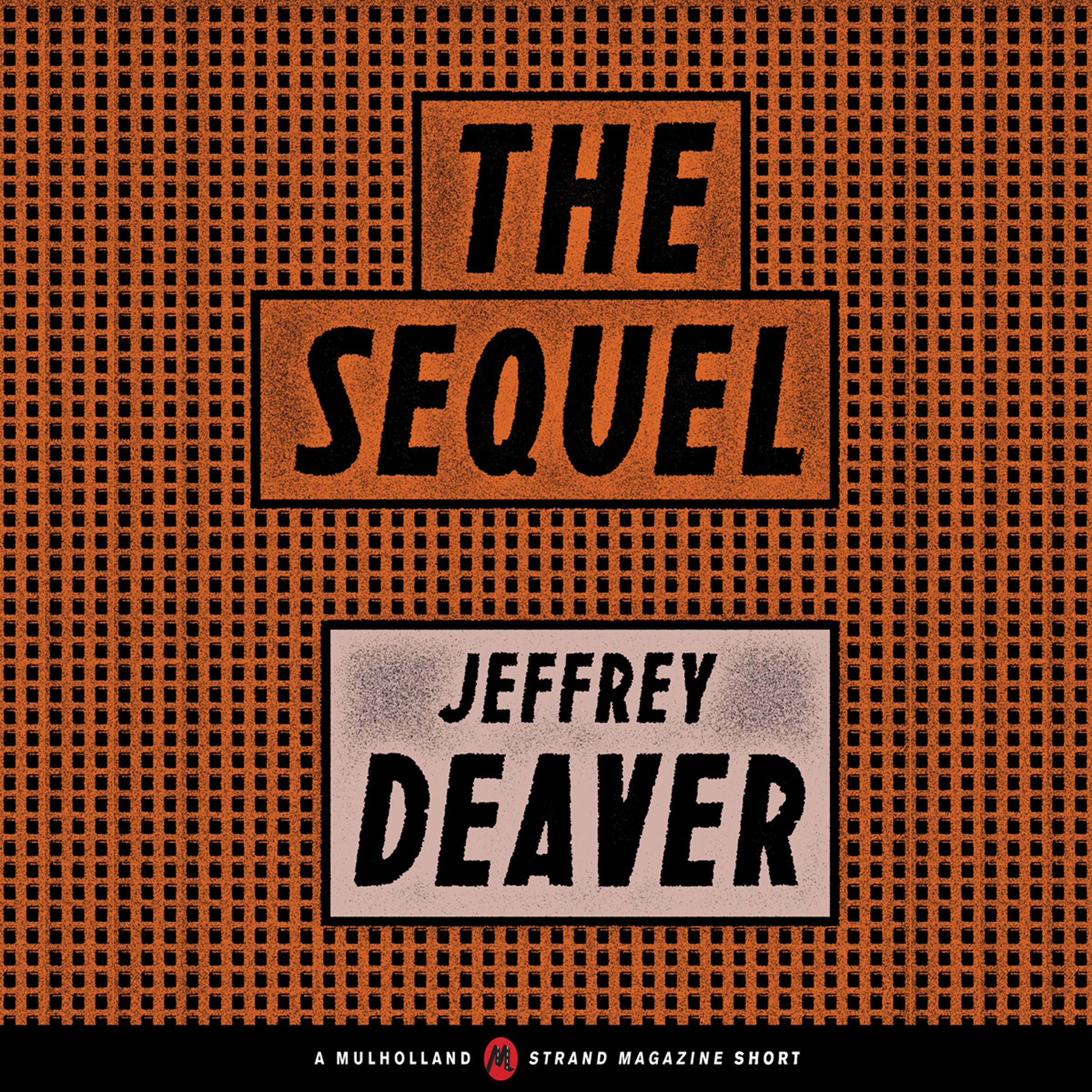 Printable The Sequel Audiobook Cover Art