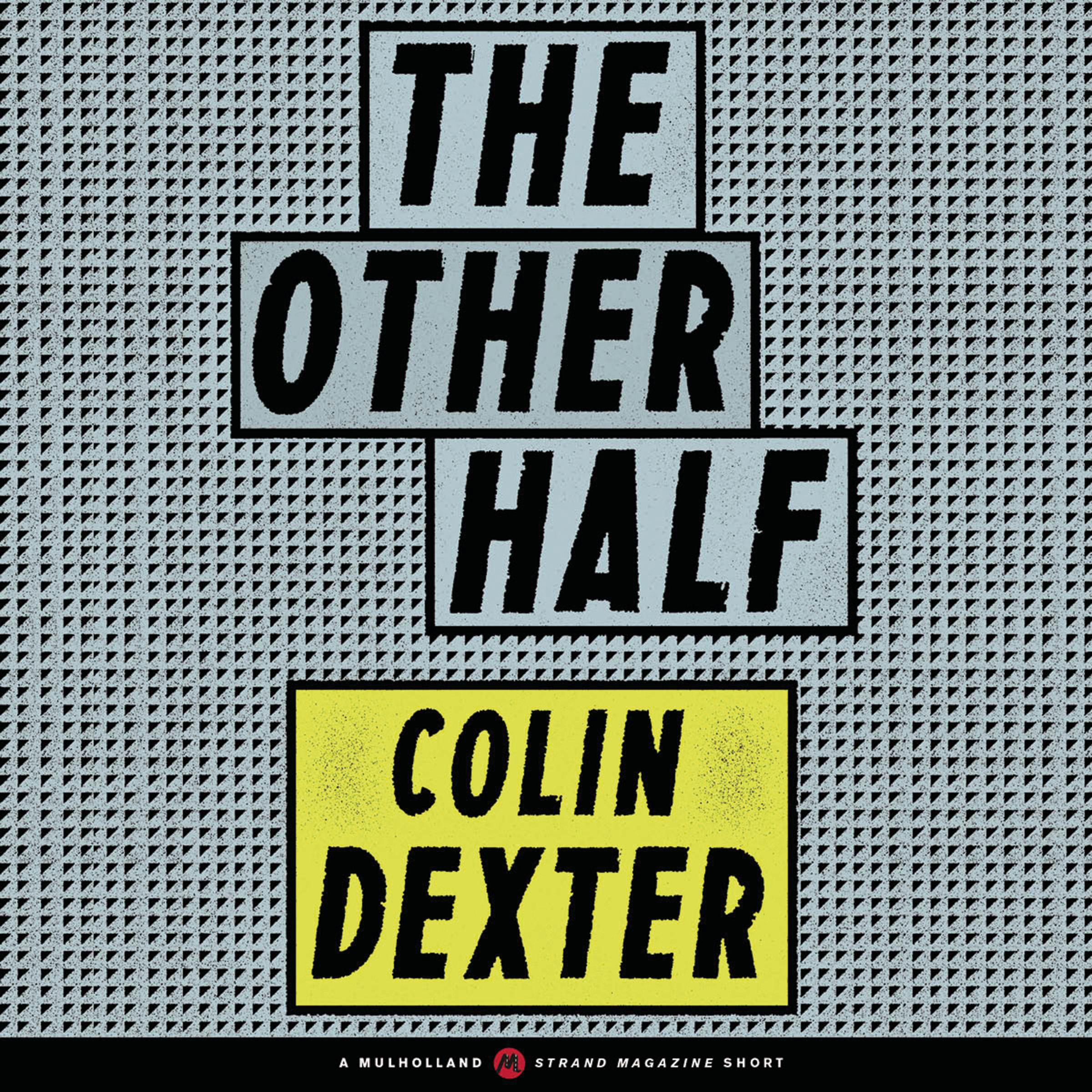Printable The Other Half Audiobook Cover Art
