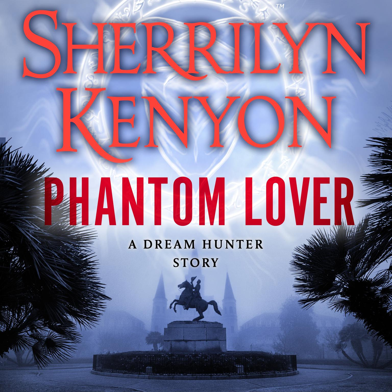 Printable Phantom Lover Audiobook Cover Art