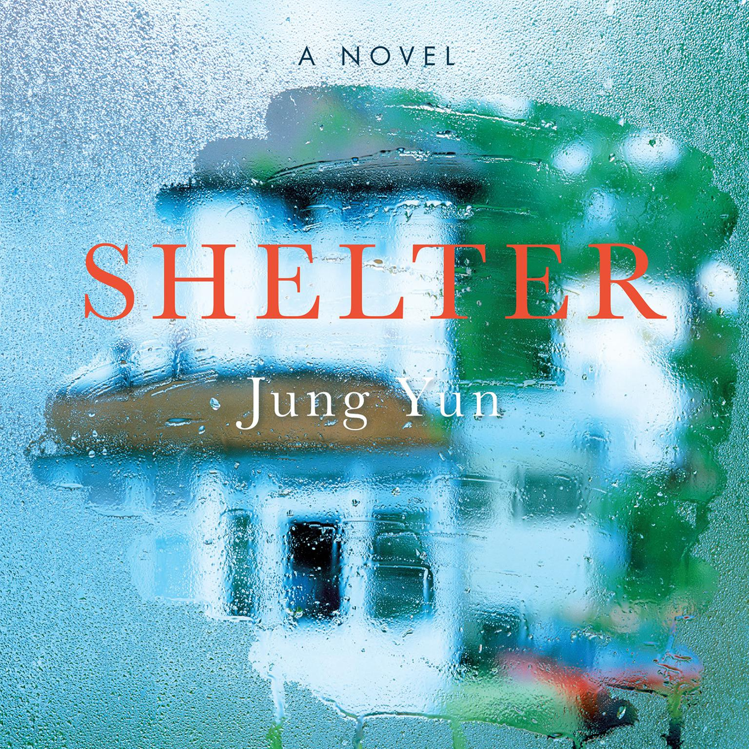 Printable Shelter: A Novel Audiobook Cover Art