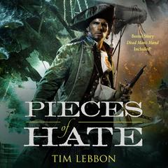 """Pieces of Hate: with """"Dead Man's Hand"""" Audiobook, by Tim Lebbon"""