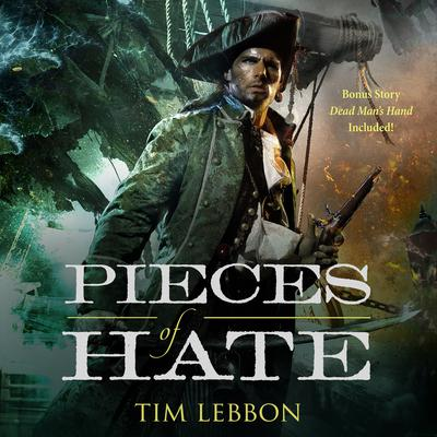 """Pieces of Hate: with """"Dead Man's Hand"""" Audiobook, by"""