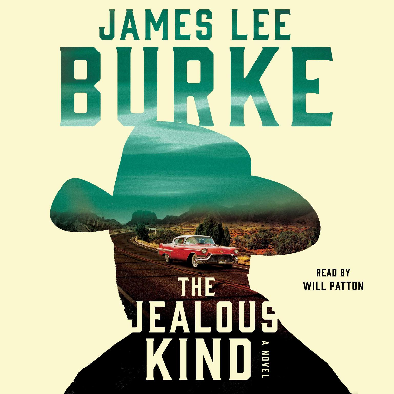 Printable The Jealous Kind: A Novel Audiobook Cover Art