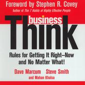 Business Think Audiobook, by David Marcum, Steve Smith, Mahan Khalsa