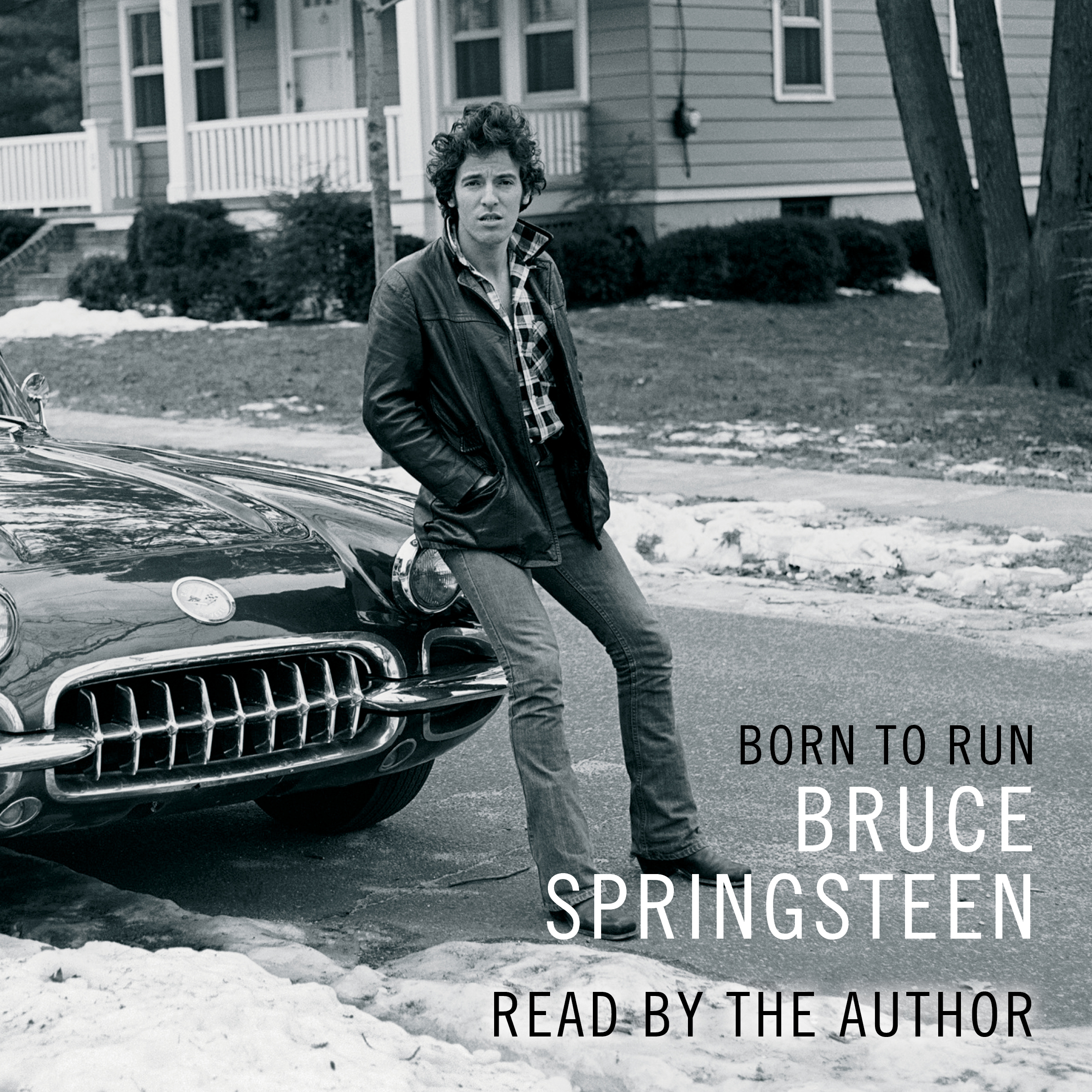 Printable Born to Run Audiobook Cover Art