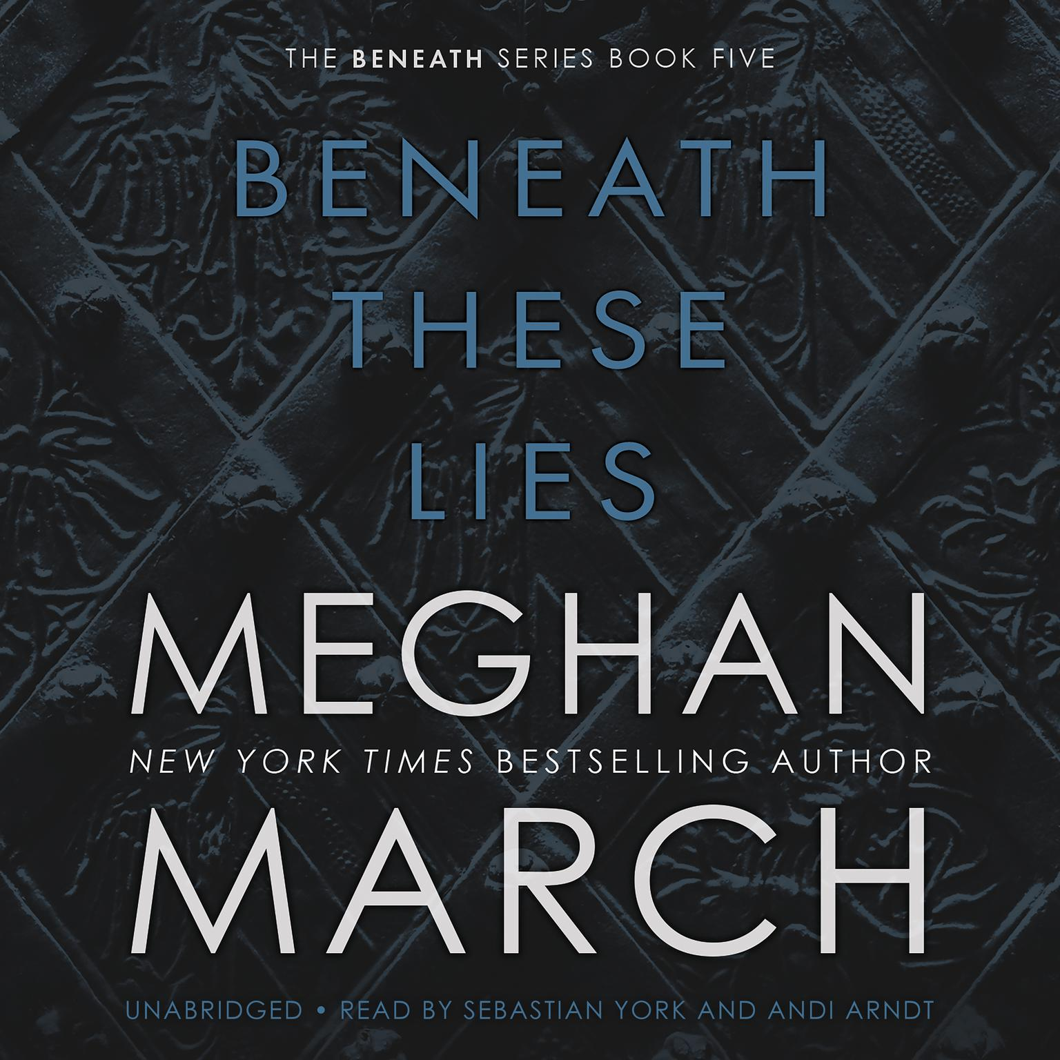 Printable Beneath These Lies Audiobook Cover Art