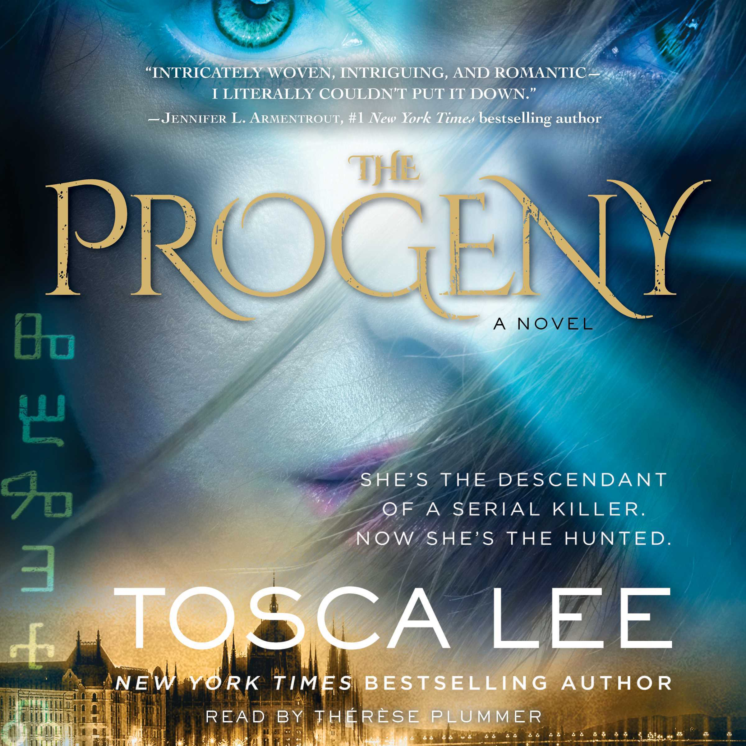 Printable The Progeny: A Novel Audiobook Cover Art