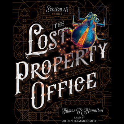 The Lost Property Office Audiobook, by James R. Hannibal