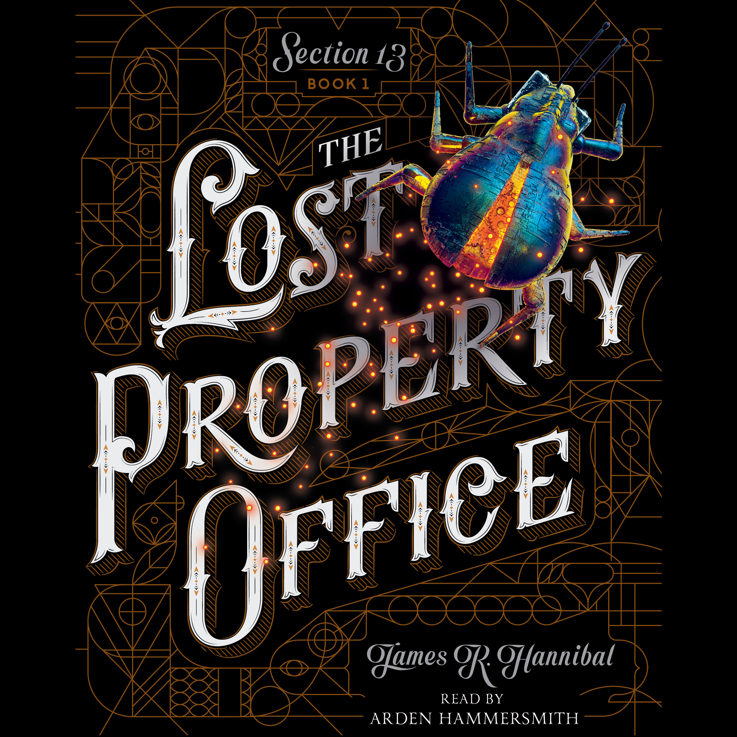 Printable The Lost Property Office Audiobook Cover Art