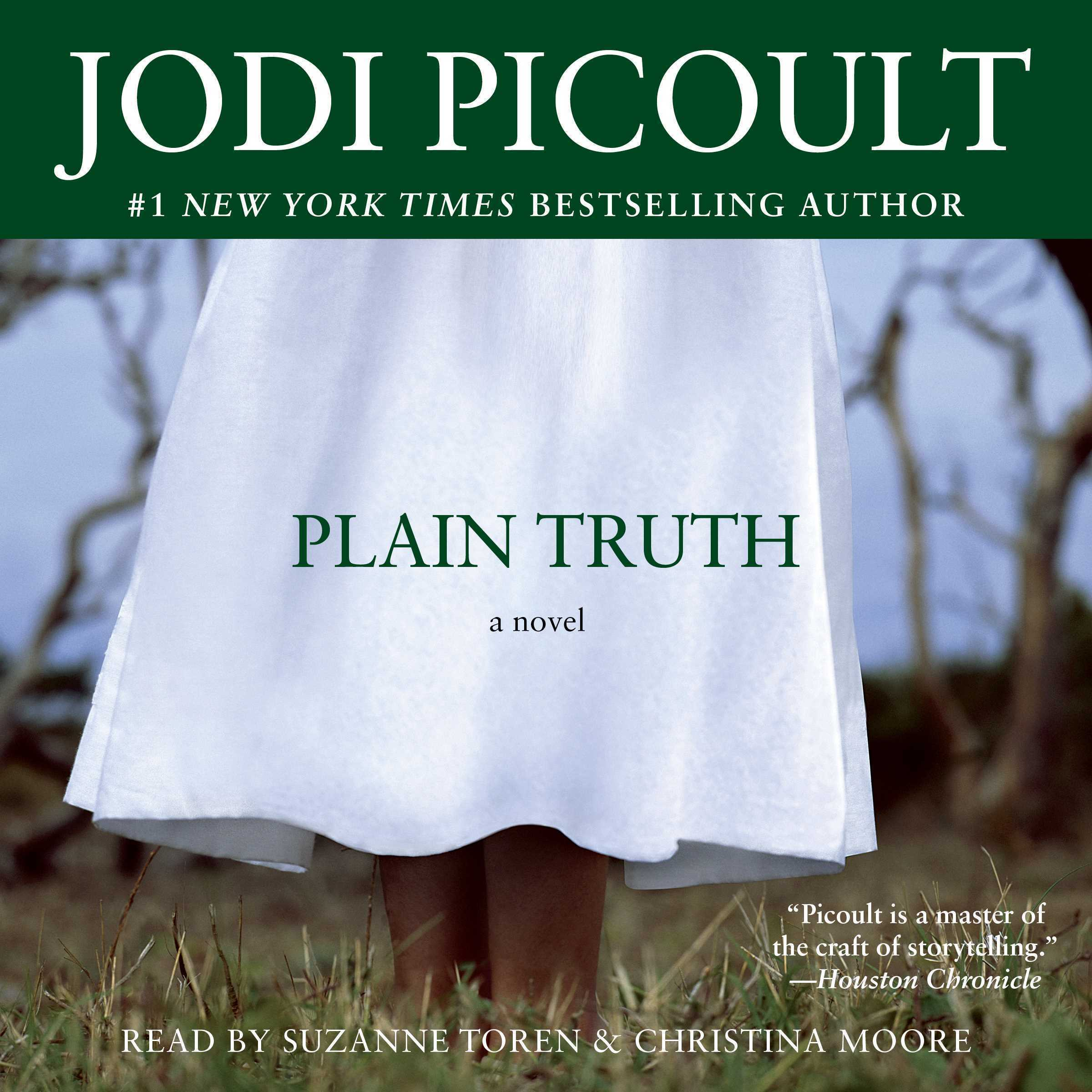 Printable Plain Truth Audiobook Cover Art