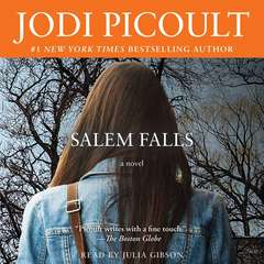 Salem Falls Audiobook, by Jodi Picoult