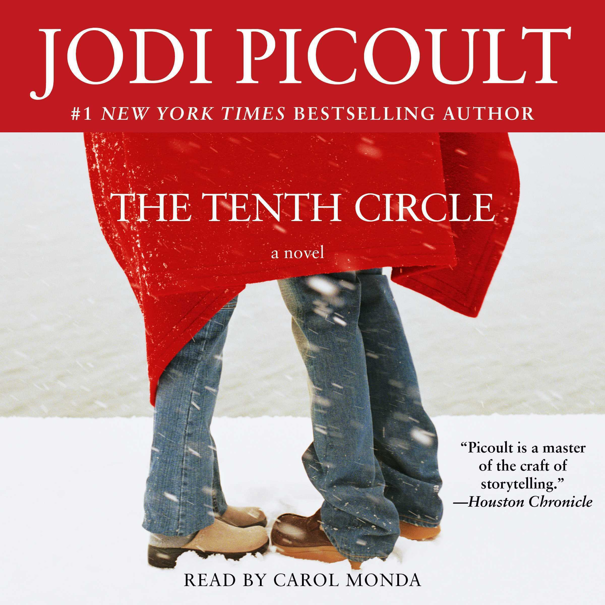 Printable The Tenth Circle Audiobook Cover Art