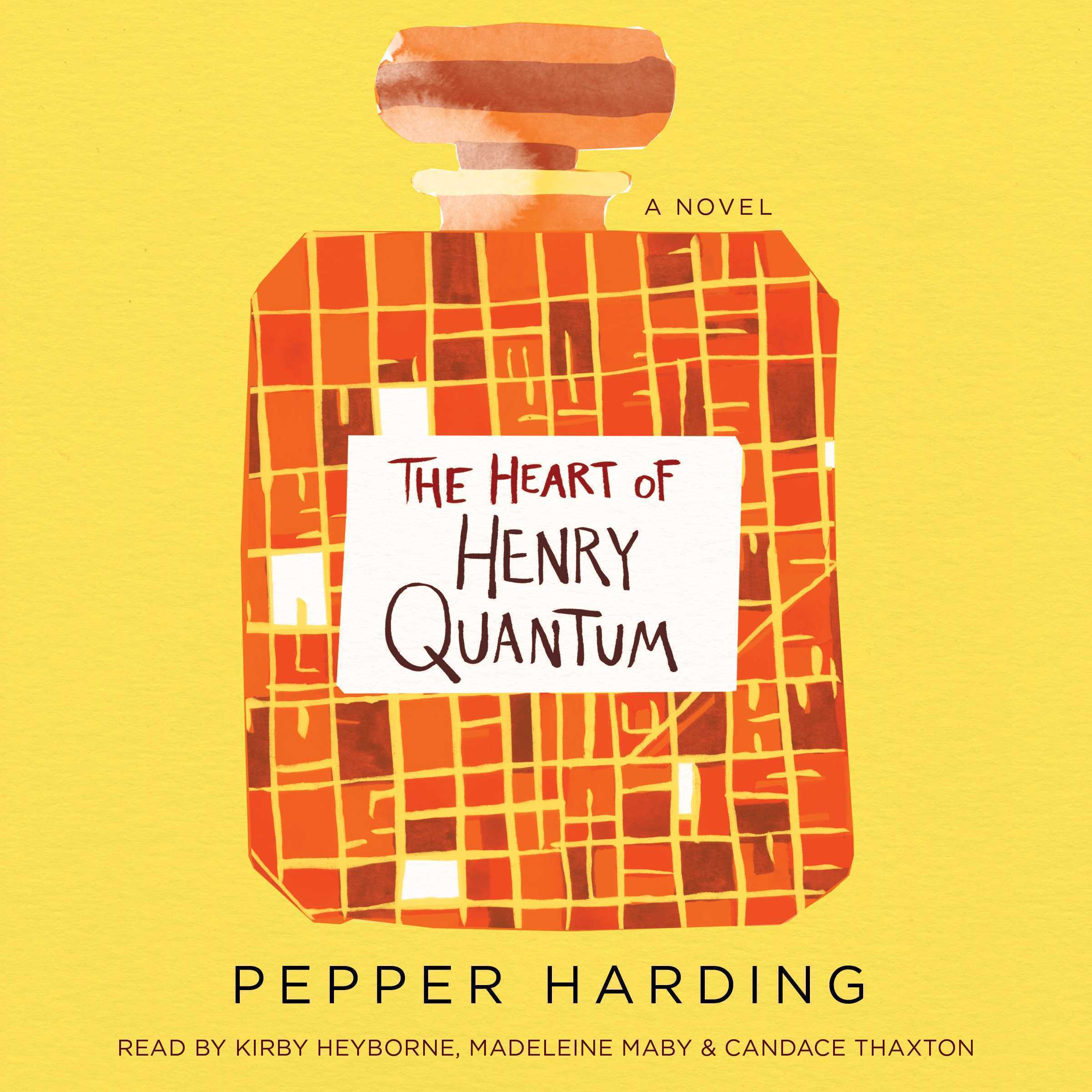 Printable The Heart of Henry Quantum Audiobook Cover Art