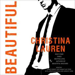 Beautiful Audiobook, by Christina Lauren