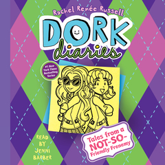 Dork Diaries 11: Tales from a Not-So-Friendly Frenemy Audiobook, by Rachel Renée Russell