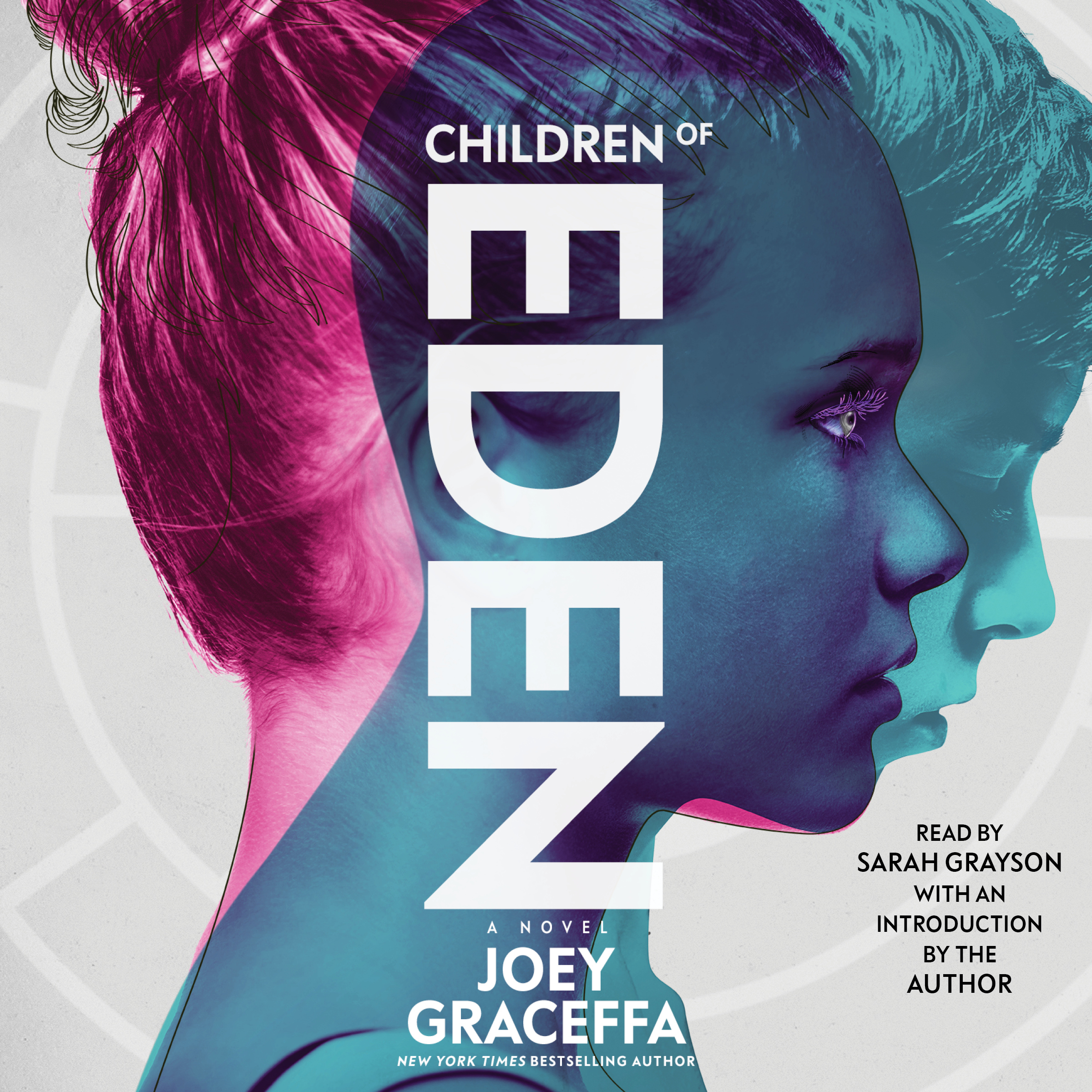 Printable Children of Eden: A Novel Audiobook Cover Art