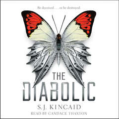 The Diabolic Audiobook, by S. J. Kincaid