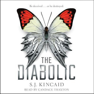 The Diabolic Audiobook, by S. J. Kincaid