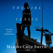 The Girl From Venice Audiobook, by Martin Cruz Smith