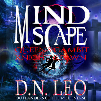Mindscape 1 : Queen's Gambit & Knight and Pawn Audiobook, by D.N. Leo