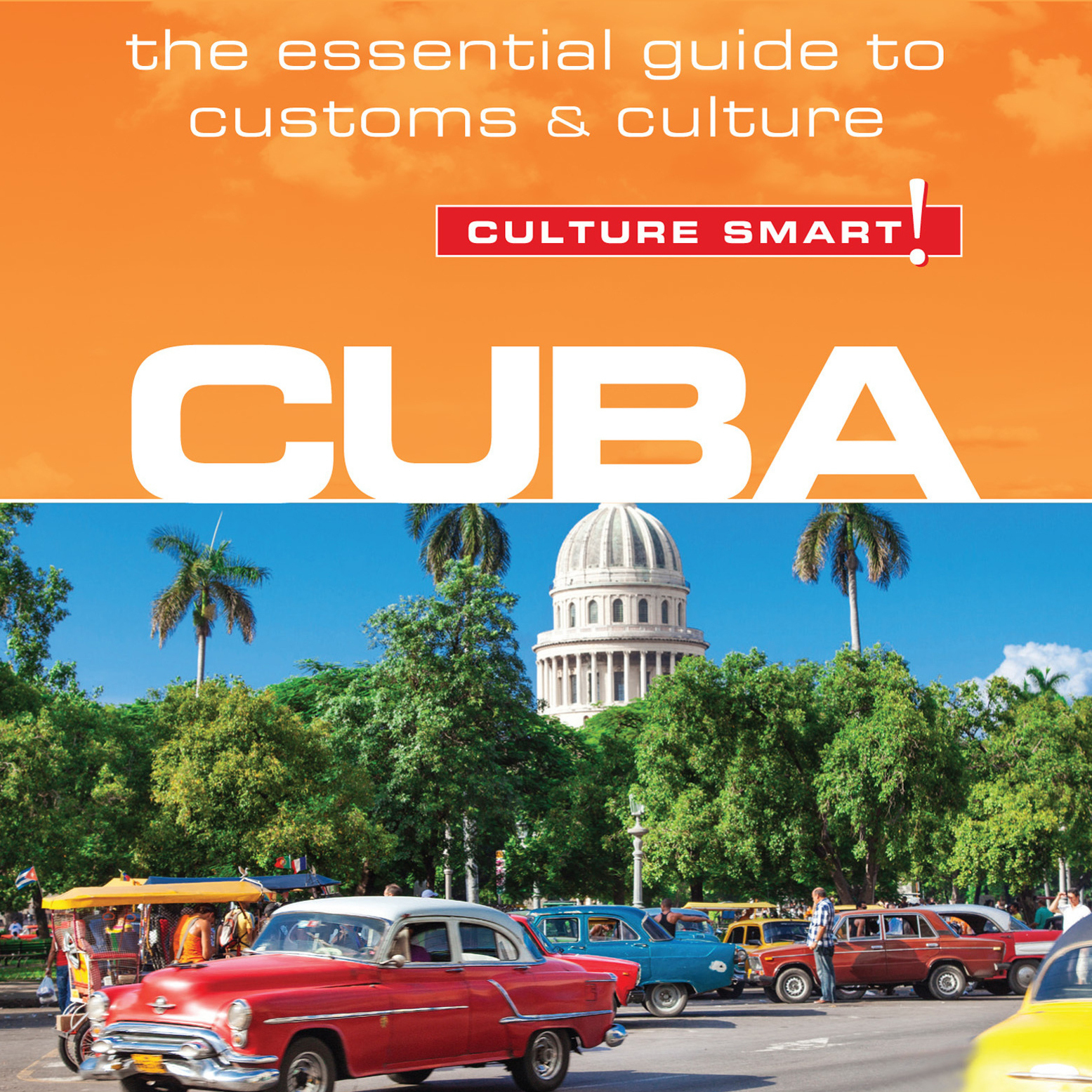 Printable Cuba - Culture Smart! Audiobook Cover Art