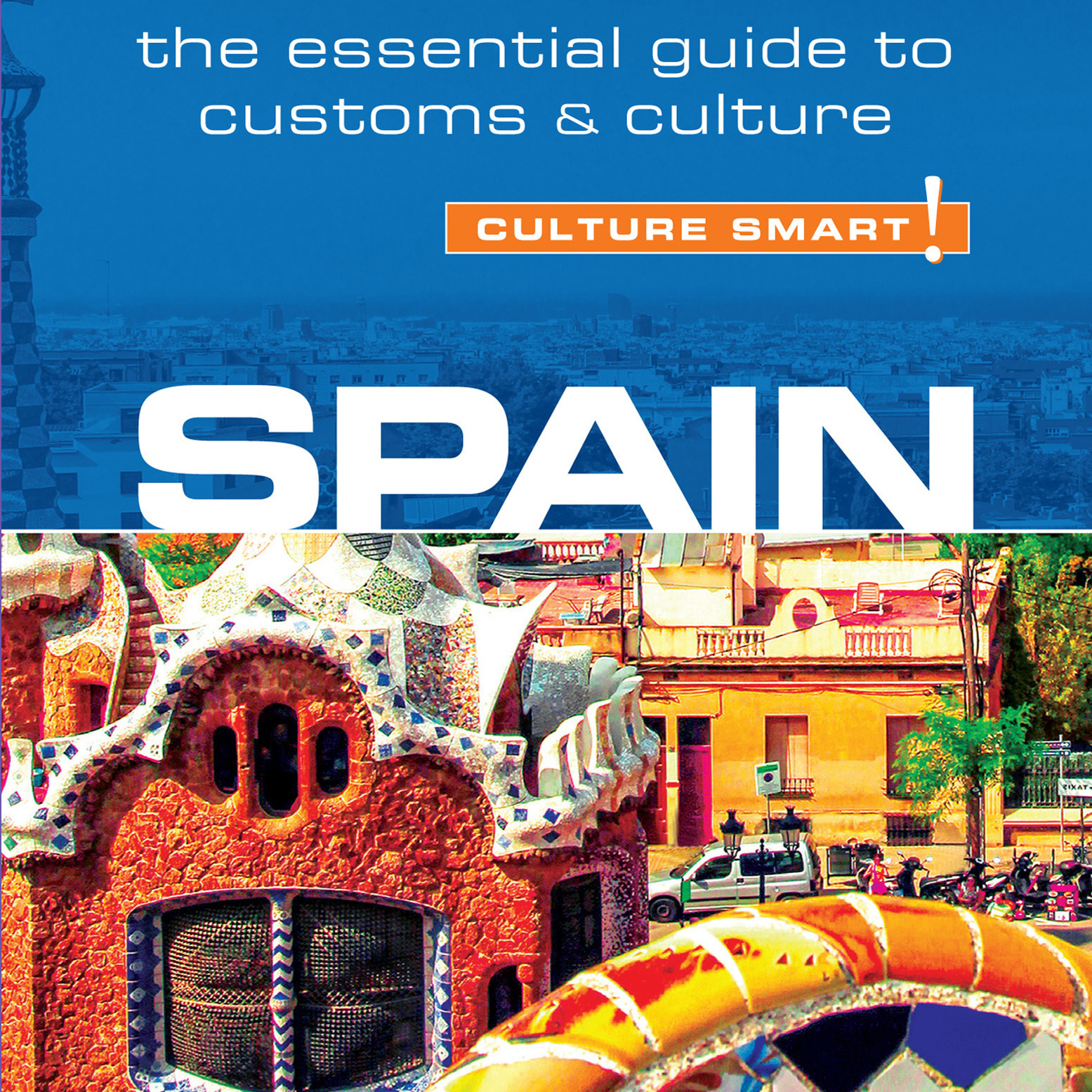 Printable Spain - Culture Smart! Audiobook Cover Art