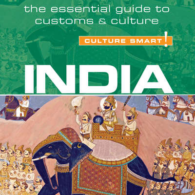 India - Culture Smart! Audiobook, by Becky Stephen