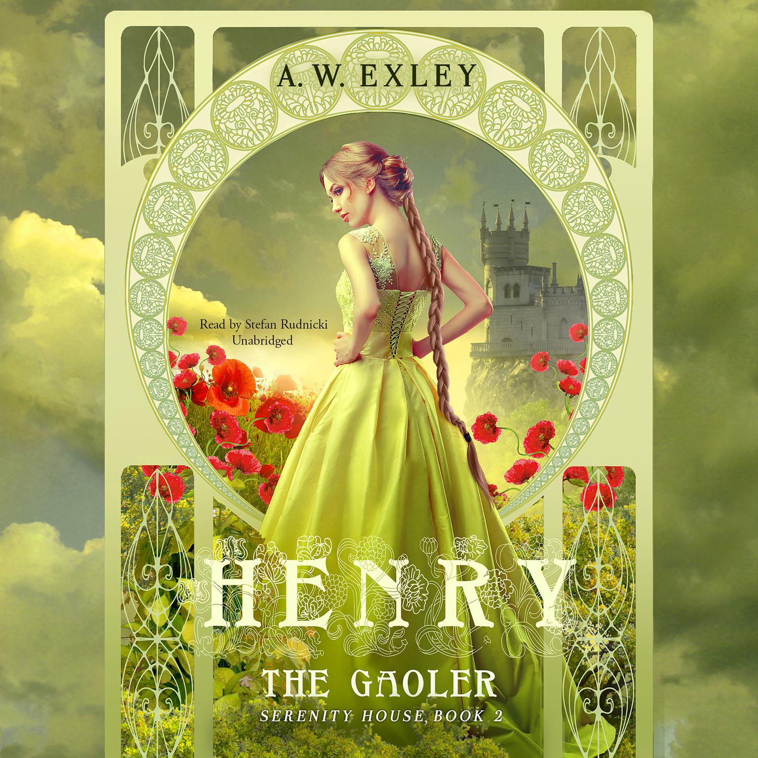 Printable Henry, the Gaoler: Serenity House, Book 2 Audiobook Cover Art
