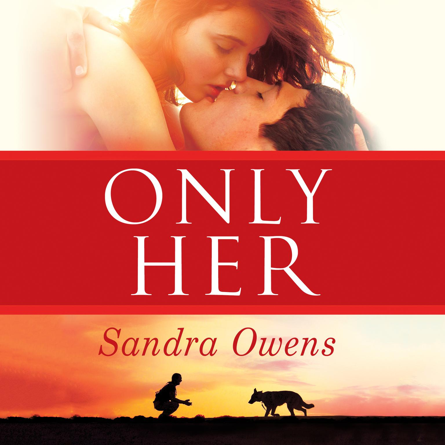 Printable Only Her Audiobook Cover Art